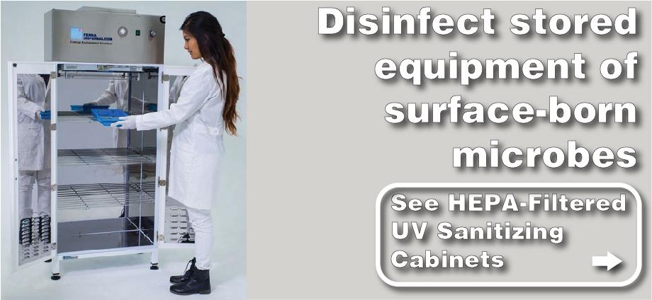 UV cabinet ad