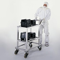 Cleanroom, Laboratory and Medical Carts