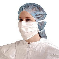 Sierra Cleanroom Face Mask