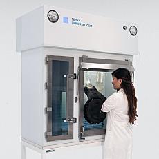 Sterile Compounding Laminar Flow Glove Box Isolators