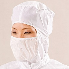 Cleanroom Hood with Face Cover
