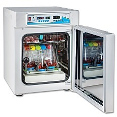 Incu-Shaker CO2 Incubator Six-Sided Stainless Steel Heating Chamber