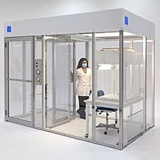 Hardwall Modular Cleanrooms