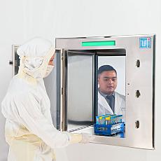 Electronic Pass Through Chambers