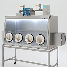 BioSafe® Stainless Steel Glove Box Isolators