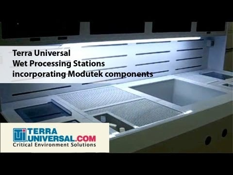 Walkthrough of a custom Modular Wet Station