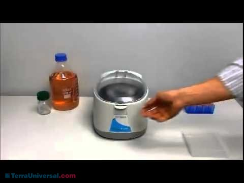 Video demonstration of the microplate centrifuge