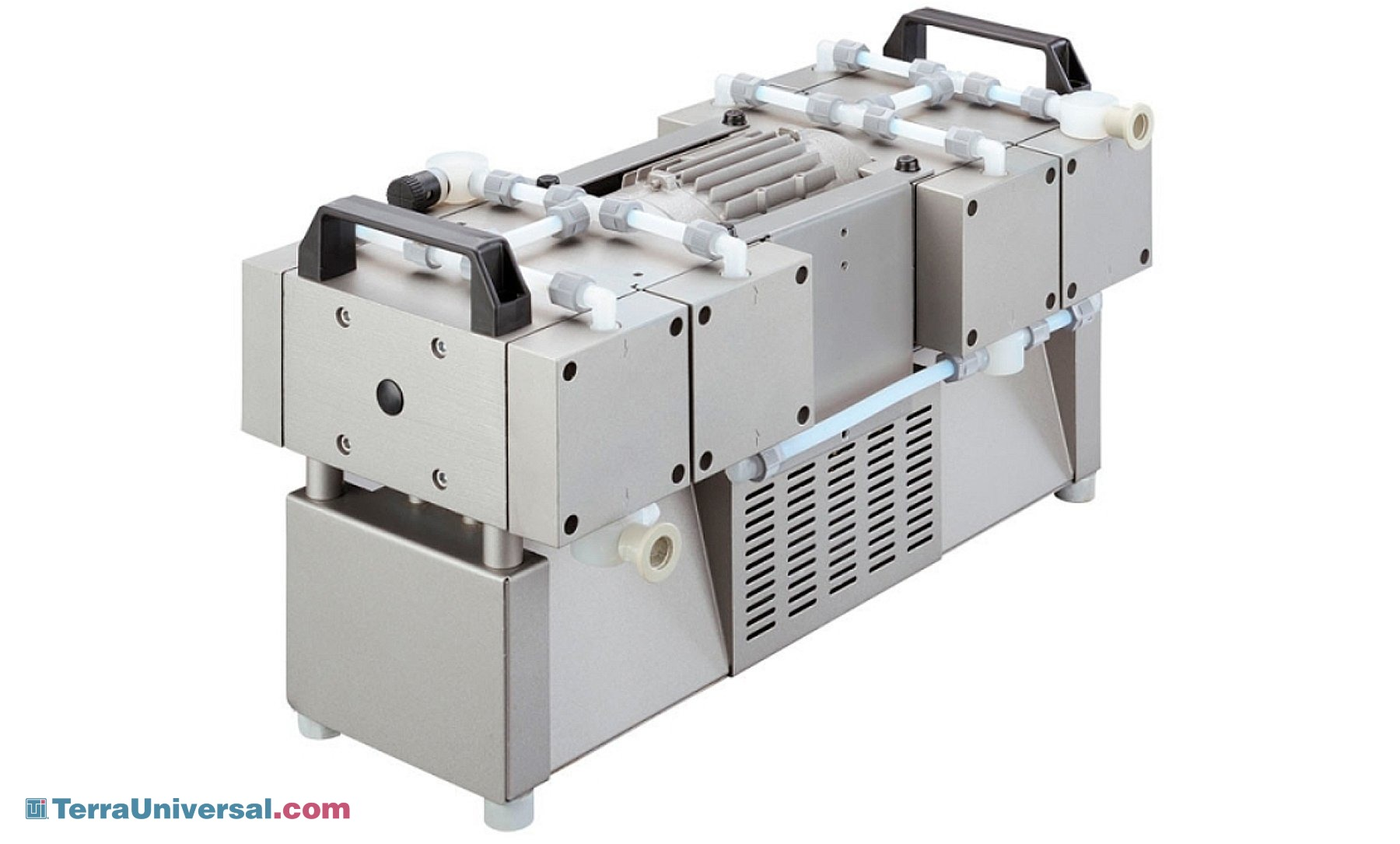 Download Oil Free Diaphragm Vacuum Pump Gif