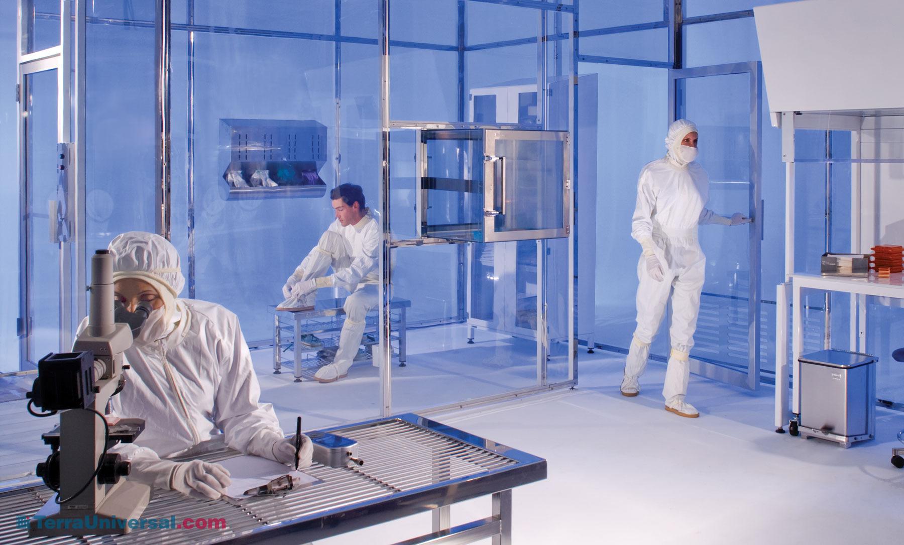 Modular Cleanroom Terra Universal