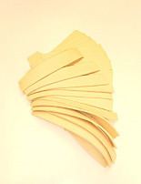 Sash-Glider Scrubbing Strips, package of 25