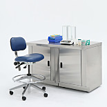 Cabinet Workbenches for Cleanrooms and Labs