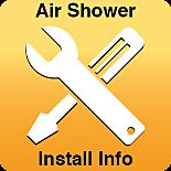 Air Shower Installation