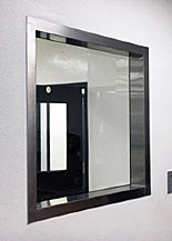 BioSafe® Fire-Rated Cleanroom Windows