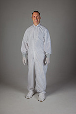 Reusable Cleanroom Coveralls by Uniform Technology