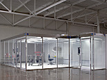 Custom Hardwall Modular Cleanrooms