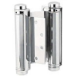 Door Hinge Option; Double-Action Spring Door Hinge