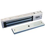 Double Swing Door Maglock Assembly; for Electromagnetic Door Interlock System
