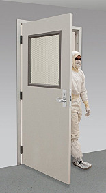 Fire-Rated Manual Swing Doors