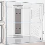 Ionizing Modules for Adjust-A-Shelf Desiccators