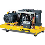 Compressor; Booster N 253-G 15 HP, 650 PSIG, 94 CFM, 460 V, by Kaeser