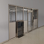 Cleanroom Wall Partitions