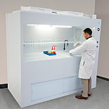 Integrated Wet Cleaning Stations