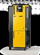 Rotary Screw Compressors by Kaeser