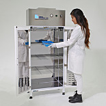 UV Sanitizing Cabinets with HEPA Filtration