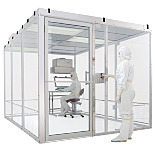 ValuLine™ Preconfigured Hardwall Modular Cleanrooms