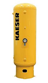 Air Receiver Compressor Tanks by Kaeser
