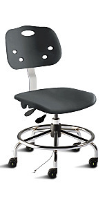 ArmorSeat Laboratory Chairs by BioFit