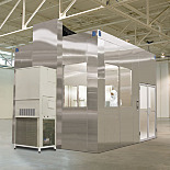 Custom BioSafe® All-Steel Modular Cleanrooms