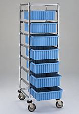 Adjustable Tote Carts