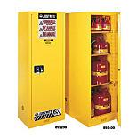 Sure-Grip® EX Deep Slimline Safety Cabinets by Justrite