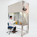 Floor-Mounted Explosion-Proof Ductless Fume Hoods