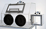 Negative-Pressure Ventilation Glove Box Isolators