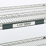 Plastic Shelf Marker, InterMetro