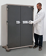 Fire-Rated Lab Safes