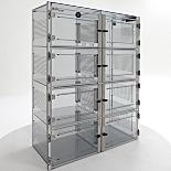 ValuLine™ ES™ Plastic Desiccator Cabinets