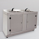 BioSafe® Hands-Free Sink Stations