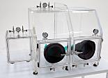 Acrylic Full-Vacuum Glove Box Isolators