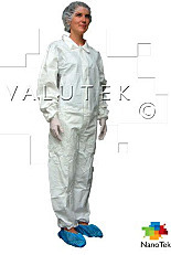 Microporous Coveralls from Valutek
