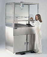 Solvent Spray Booths