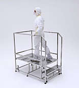 BioSafe® Cleanroom Mobile Work Platforms