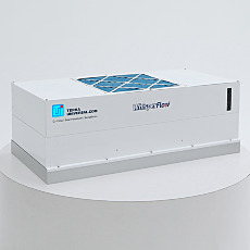 Smart® EC Fan Filter Unit With Integrated UPS Battery System