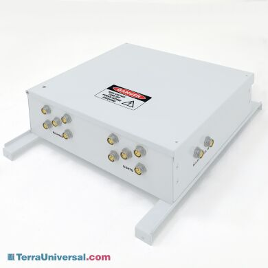 Power Distribution Module (PDM) for Tier System allows Smart monitoring and control of cleanroom; UL-listed system is scalable | 6600-29C-T displayed