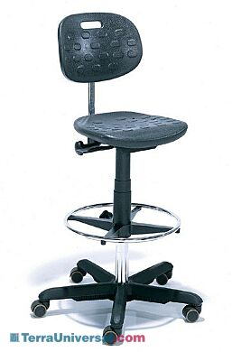 Cleanroom task chair. Product details may differ. | 1013-16 displayed