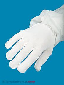 Full-Finger glove liners help reduce skin irritation | 5605-29 displayed