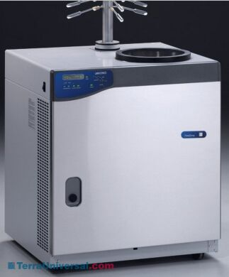Designed for use with dry aqueous materials and samples with low eutectic points   6923-70A-220 displayed