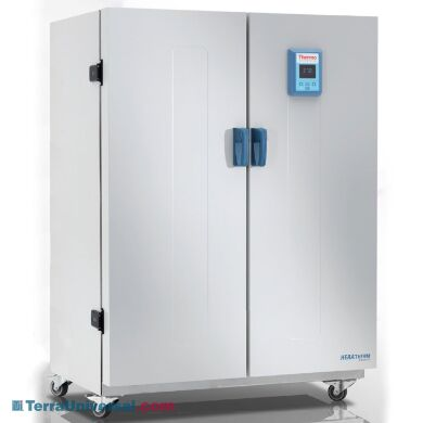 Gravity convection 750L General Protocol Microbiological Incubator by Thermo Fisher Scientific with a temperature range from +5 °C to+75 °C | 5324-02 displayed